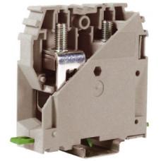 Зажим силовой кабель/кабель серый GPA.95GR. 95 кв. мм | ZGA100GR | DKC
