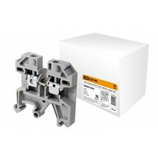 Зажим наборный ЗНИ-2,5мм2 (JXB25А) серый   SQ0803-0029   TDM