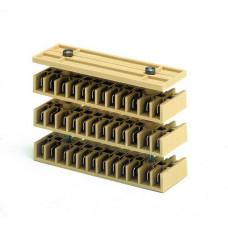 Многополюсная клеммная панель без верхней крышки | ZCF100 | DKC
