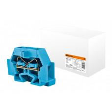 Микроклемма модульная МКМ 4мм2 синяя | SQ0822-0108 | TDM