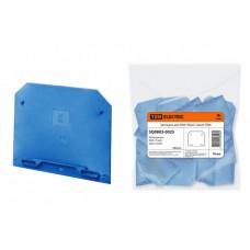 Заглушка для ЗНИ-70мм2 синяя   SQ0803-0025   TDM