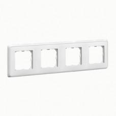 Cariva Белый Рамка 4-ая   773654   Legrand