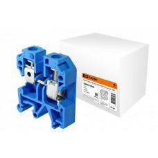 Зажим наборный ЗНИ-10мм2 (JXB70А) синий   SQ0803-0006   TDM
