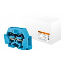 Микроклемма модульная МКМ 2,5мм2 синяя | SQ0822-0105 | TDM