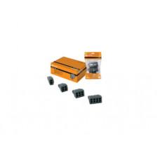 Строительно-монтажная клемма КБМ-773-306 (2,5мм2) (5 шт/упак) | SQ0517-0013 | TDM