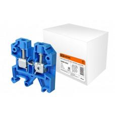 Зажим наборный ЗНИ-16мм2 (JXB100А) синий   SQ0803-0033   TDM