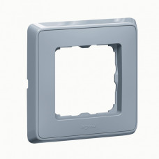 Cariva Жемчужно-серый Рамка 1-ая   773691   Legrand