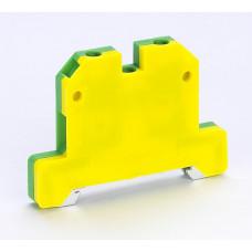 Зажим наборный заземляющий 35A 4мм2 ЗН-101 | 32412DEK | DEKraft