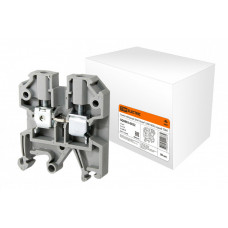 Зажим наборный ЗНИ-16мм2 (JXB100А) серый   SQ0803-0032   TDM