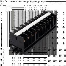 Терминал клеммный TK-0100 до 25 мм2 100A 10 клеммных пар EKF PROxima   tk-0100   EKF