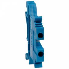 Клемма OptiClip TB-2,5-I-BU-24A-(0,5-4)-синий | 249854 | КЭАЗ