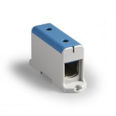 Клемма вводная силовая КВС 35-240 кв.мм. синяя | SQ0833-0011 | TDM
