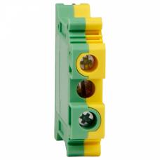 Клемма OptiClip TB-10-PE-I-(1,5-16)-PEN | 249878 | КЭАЗ