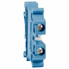 Клемма OptiClip TB-6-I-BU-41A-(1,5-6)-синий | 249858 | КЭАЗ