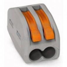 Соединительная клемма СК-412 (2,5мм2) (5 шт/упак) | SQ0527-0011 | TDM
