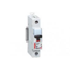 Выключатель автоматический однополюсный DX 6А C 10кА | 006372 | Legrand