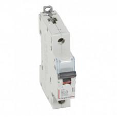 Выключатель автоматический однополюсный DX3 6000 50А B 10кА   407437   Legrand