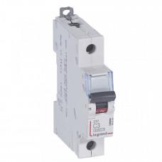 Выключатель автоматический однополюсный DX3 6000 3А C 10кА | 407664 | Legrand