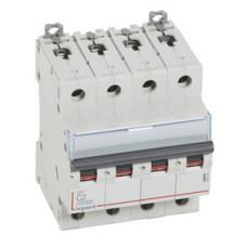 Выключатель автоматический четырехполюсный DX3 10000 2А C 16кА   409330   Legrand