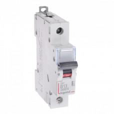 Выключатель автоматический однополюсный DX3 6000 13А B 10кА   407431   Legrand