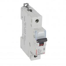Выключатель автоматический однополюсный DX3 6000 13А D 10кА | 407970 | Legrand