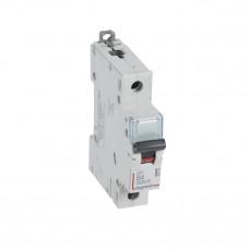Выключатель автоматический однополюсный DX3 6000 4А B 10кА   407428   Legrand