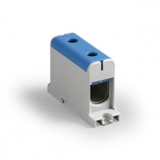 Клемма вводная силовая КВС 35-150 кв.мм. синяя | SQ0833-0008 | TDM