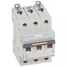 Выключатель автоматический трехполюсный DX3 2А C 25кА | 409778 | Legrand