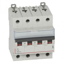 Выключатель автоматический четырехполюсный DX3 6000 2А C 10кА | 407921 | Legrand
