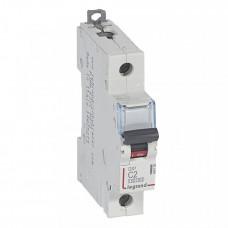 Выключатель автоматический однополюсный DX3 10000 2А C 16кА   409108   Legrand