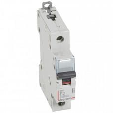 Выключатель автоматический однополюсный DX3 10000 2А B 16кА | 408866 | Legrand