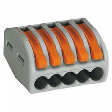Соединительная клемма СК-415 (2,5мм2) (5 шт/упак) | SQ0527-0013 | TDM
