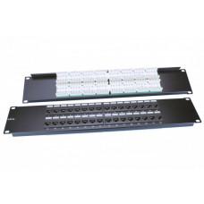 Патч-панель PP3-19-32-8P8C-C5E-110D 19