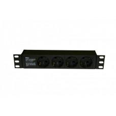 Блок розеток SHE10-4SH-IECд. 10