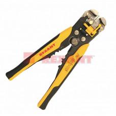 Инструмент для зачистки кабеля 0.2 - 6.0 мм? и обжима наконечников (ht-766)   12-4005   REXANT