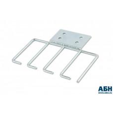 Гребенка CMW-4U-CMB Кабельная 4U, металлическая, для шкафов и ZPAS (комплект левая+правая) | 42518 | Hyperline