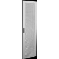 Дверь перфорированная для шкафа LINEA N 33U 600 мм серая | LN35-33U6X-DP | ITK