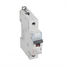 Выключатель автоматический однополюсный DX3-E 6000 6А B 6кА   407204   Legrand