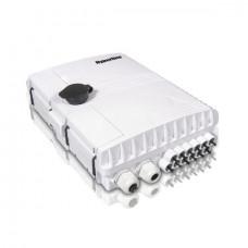 Бокс оптич.FO-WBI-12A-GY настенный,12 портов(SC,duplex LC),без пигт.и прох.ад.,IP65,250х190х39мм,сер. | 358586 | Hyperline