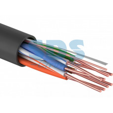 Кабель UTP 4PR 24AWG CAT5e OUTDOOR, 305м CCA | 01-0045-3 | PROconnect