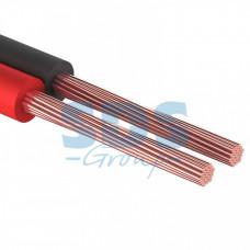 Кабель акустический, 2х1.50 мм?, красно-черный, 100 м. | 01-6106-6 | PROCONNECT