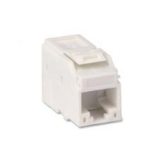 Модуль Keystone RJ45 CAT6 не экранированный, белый | RNK6UWH | DKC