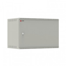 Шкаф телекоммуникационный настенный 6U (600х350) дверь металл, Astra E серия EKF PROxima | ITB6M350E | EKF