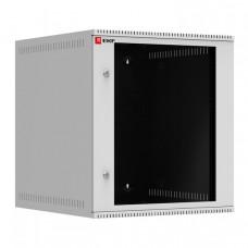 Шкаф телекоммуникационный настенный 12U (600х650) дверь стекло, Astra A серия EKF Basic | ITB12G650 | EKF