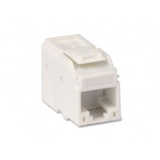 Модуль Keystone RJ45 CAT6A не экранированный, белый | RNK6AUWH | DKC
