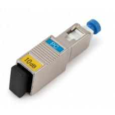 Аттенюатор ATT-SC-SC-PC-10dB волоконно-оптический SC-SC, UPC, 10dB   53135   Hyperline
