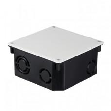Коробка распределительная С/У 110х110х50 КМТ-010-006 с саморезами   plc-kmt-010-006   EKF