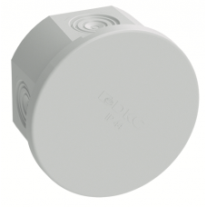 Коробка ответвит. с кабельными вводами. IP44. д.65х35мм | 53500 | DKC
