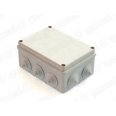 Коробка расп. для о/п 150х110х70 10 гермовводов IP55 | GE41242 | GREENEL