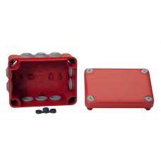КОРОБКА СОЕДИНИТ. MUREVA IP55 КРАСНАЯ | ENN05167 | Schneider Electric